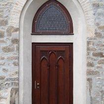 Gotische-Kirchentür