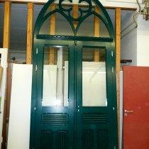 Historische Eingangstür
